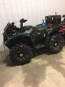 2007 grizzly 700 eps