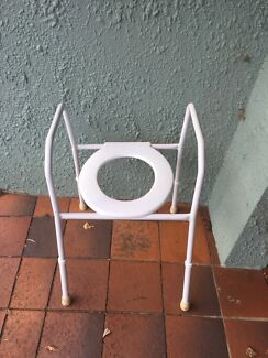 Over toilet aid Wollstonecraft North Sydney Area Preview