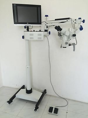 5 Steps Dental Surgical Microscope - Led Light Source Accessories - New