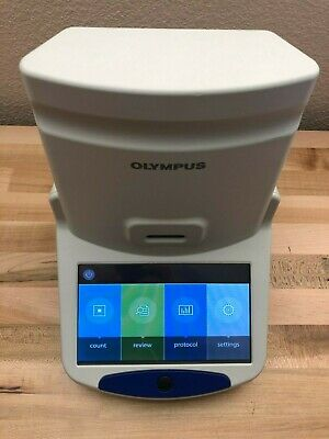 Olympus Model R1 Automated Cell Counter Optical Measuring Instrument Countess Ii