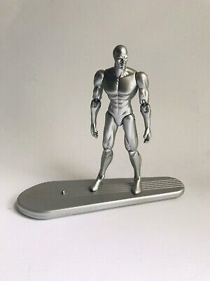 "HASBRO Marvel Legends Fantastic Four SILVER SURFER 6"" Figure RONAN 2007"