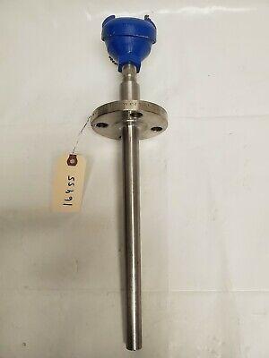 Reotemp Ih1tapx12511x Rtd Temperature Transmitter 0 To 450f 11 Probe