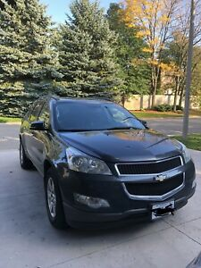 2010 Chev Traverse certified