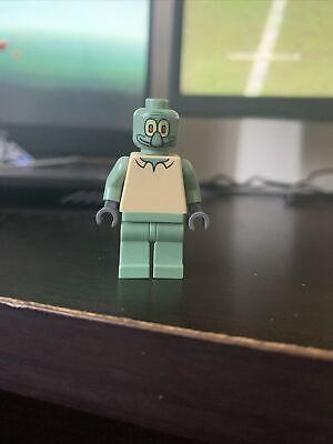 LEGO Squidward Minifigure Spongebob Squarepants 3825 3827