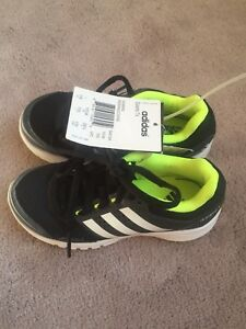 Running Adidas shoes for children Brand new