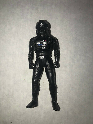 1995 KENNER Star Wars - Power of the Force - TIE FIGHTER PILOT - Action Figure