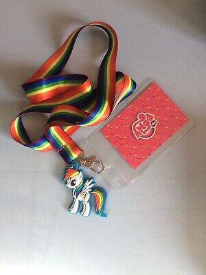 ow Dash Lanyard (Rainbow Dash Spielzeug)