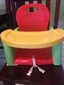 Portable high chair Thornlie Gosnells Area Preview