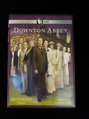 1 DVD PBS Maggie SMITH Michelle DOCKERY Grantham CRAWLEY (Downton Abbey Grantham)