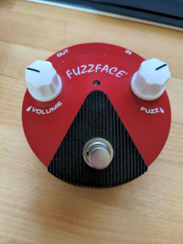Dunlop Fuzz Face Distortion Distortion Guitar Effect Pedal Band of Gypsys