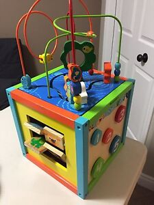 Toys r us activity cube