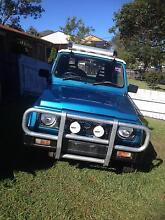 1993 Suzuki Sierra Coupe Dunnstown Moorabool Area Preview
