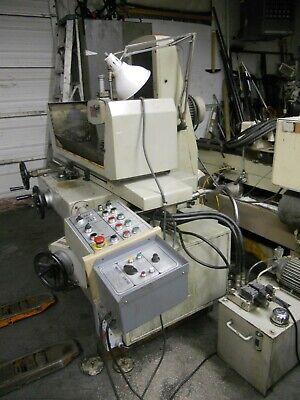 Kent Kgs-818ahd Manual Automatic Surface Grinder