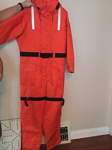 MUSTANG SURVIVAL COVERALL $250 OBO