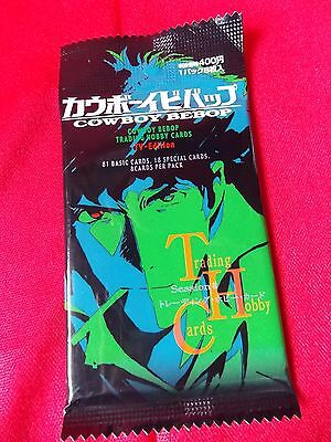 COWBOY BEBOP TRADING CARDS  / 8 cards pack / HOBBY JAPAN / UK DESPATCH