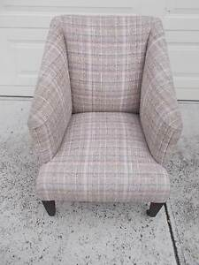 Wingback Winged Back Armchair Chair Cranbourne East Casey Area Preview