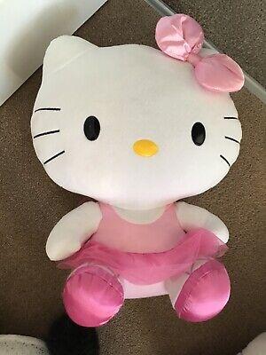 Hello Kitty large plush toy