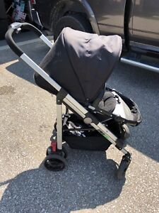 Baby stroller guzzy and gus