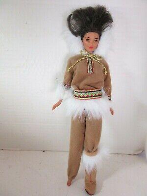 BARBIE Dolls of the World Eskimo TNT body missing boot - EB