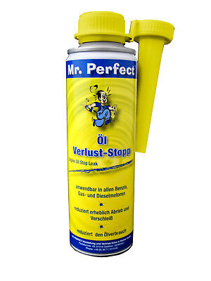 1x 250 ml Öl Leck Motordichtmittel bei erhöhten Öl Verlust Mr. Perfect