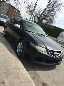 Acura TSX for sale engine 2.4