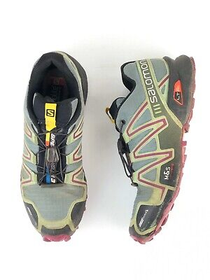 Salomon Women's Speedcross 3 Climashield Trail Running Shoe Multi-Color 7.5 M