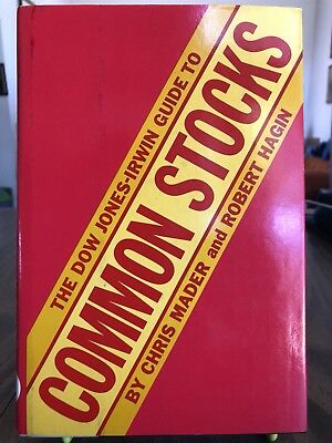 The Dow Jones Irwin Guide To Common Stocks By Chris Mader   Robert Hagin
