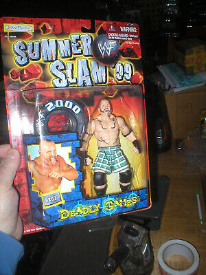 WWE DROZ FROM DEADLY GAMES SERIES, NEVER OPENED, FROM JAKKS for sale  Shipping to India