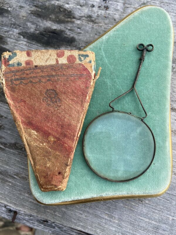18TH CENTURY MONOCLE SPECTACLE EYEGLASS
