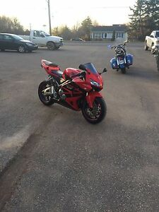 Wanted fairings 2006 cbr600rr