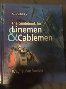 The Guidebook for Lineman and Cableman textbook