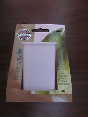 Norpro Butter Spreader #5400 use for corn, pancakes, toast, etc... NEW