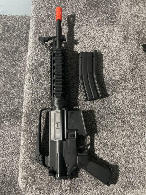 m16 airsoft gun Spring Powered