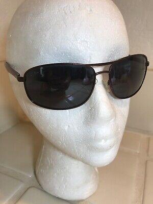 Ray-Ban Vintage Aviator Bronze Copper 58-14 Sunglasses Sport B&L USA Fashion