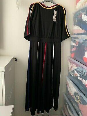 BNWT Miss Look Black Midi Dress Size XXL