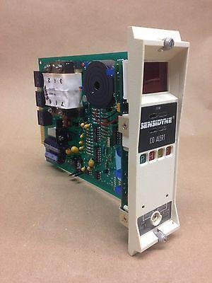 Sensidyne 7010698-19-100 Co Alert Module 701069819 Rev Rr