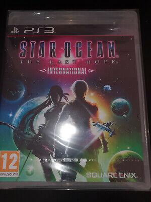 Star Ocean The Last Hope International - Ps3 VF intégrale - Neuf fr