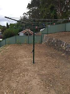 Rotary clothesline Charlestown Lake Macquarie Area Preview