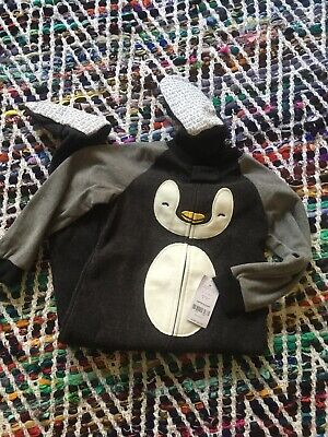 NEW 3T Penguin One Piece, Tags On, 3T Halloween Costume, Sleep Wear, Casual