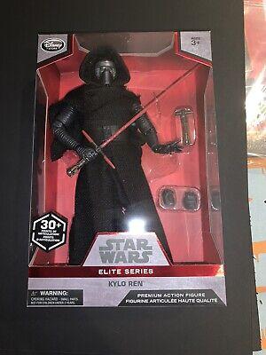 "DISNEY STORE Star Wars KYLO REN 11"" Premium Elite Series Action Figure Doll NEW"