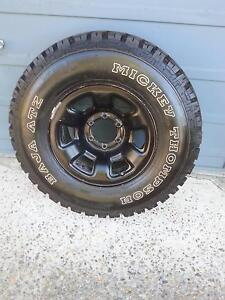 Mickey Thompson Baja ATZ 265/75 R16 Dee Why Manly Area Preview