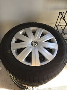 VW -Audi Winter tire package