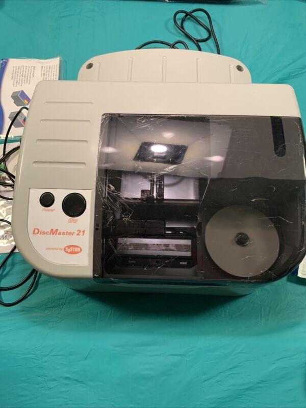 Systor Discmaster 21 Cd/dvd Writer &printer