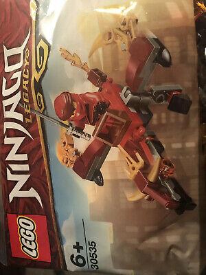 Lego Ninjago Legacy Kai's Fire Flight Polybag