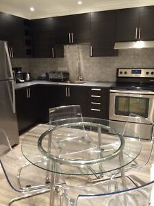 Beautiful condos furnished all inclusive monthly rent