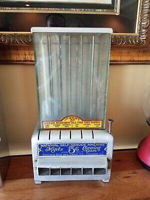 Antique National Gum Machine