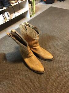Boulet men's cowboy boots