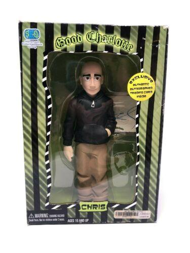 Vintage Good Charlotte Chris Wilson Action Figure 2004