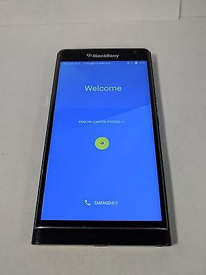 Blackberry Priv (AT&T) - Clean ESN - 32GB Android - Smartphone Used