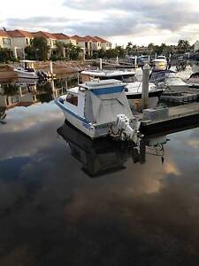 7.3m Hartley Full cabin - unfinshed refurbish Runaway Bay Gold Coast North Preview